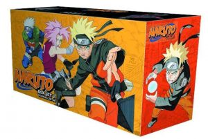 Naruto Shippuden Box Set