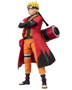 Uzumaki Naruto Sage Mode Action Figure