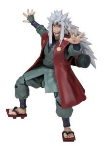 action figure jiraya naruto