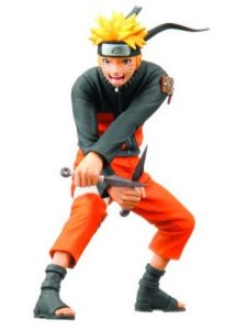 bandai naruto ninja action figure