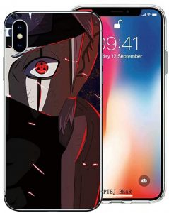 kakashi hatake iphone 11 case