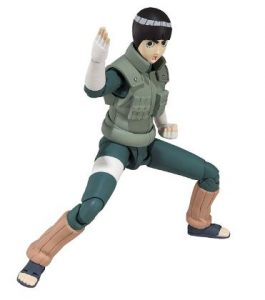 naruto action figures rock lee