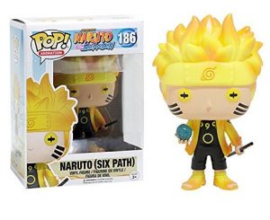 naruto figure pop