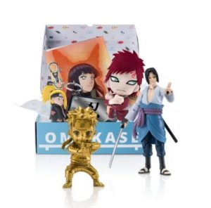 naruto gold figure