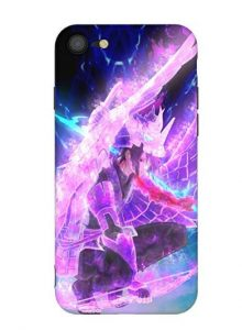 uchiha sasuke iphone case