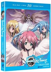 heavens lost property the angeloid of clockwork blu-ray