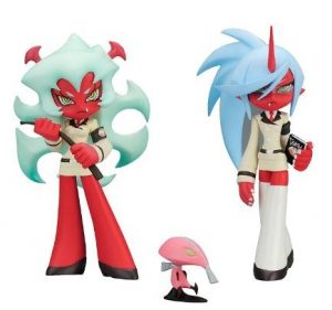 scanty and kneesock with fastener