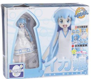 Ika Musume Figure DX Limited Version