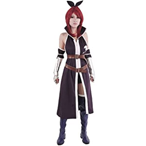 erza scarlet cosplay costume