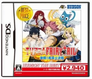 fairy tail nintendo ds