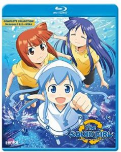 squid girl blu-ray