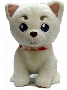 sadaharu plush doll
