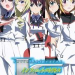 Infinite Stratos merchandise