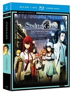 steins gate blu-ray complete series classic