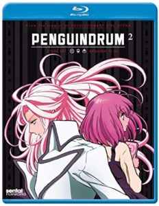 mawaru penguindrum blu-ray collection 2