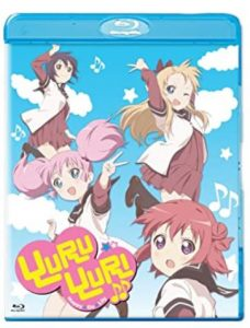 yuru yuri blu ray season 2 complete collection