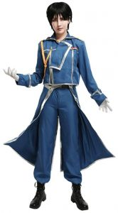 roy mustang cosplay costume
